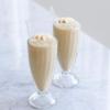 молочный коктейль с бананами без мороженого