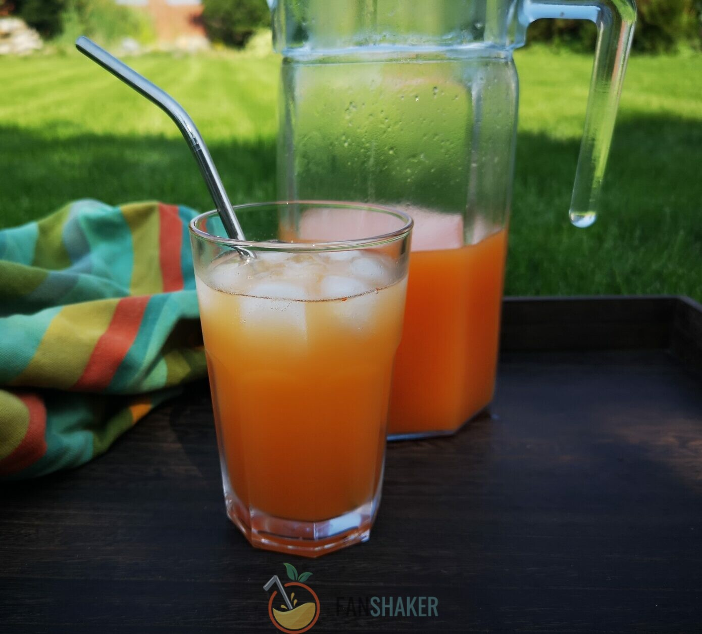 морковный лимонад