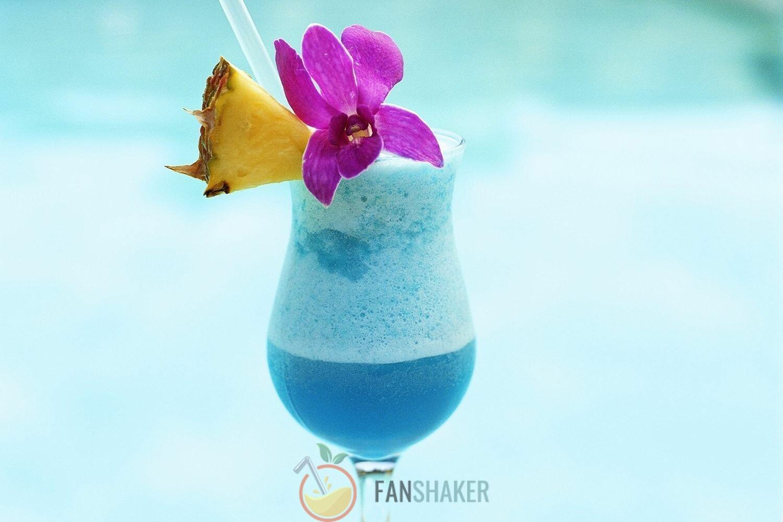 Замороженный коктейль «Чи-Чи»