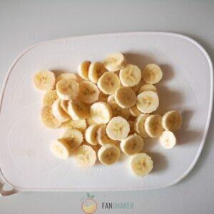 замороженный банан