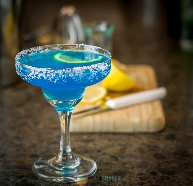 Голубая «Маргарита»
