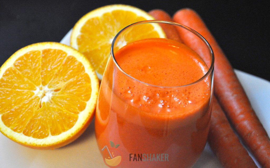 Коктейль «Оранжевое солнце»