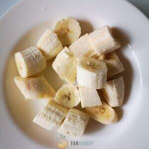 банан 2 шт